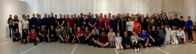 17. Internationalen Push Hands Meeting in Hannover