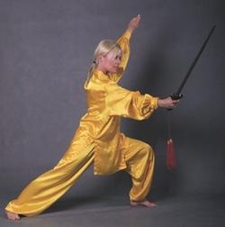 32 Schwert Tai Chi Yang Stil