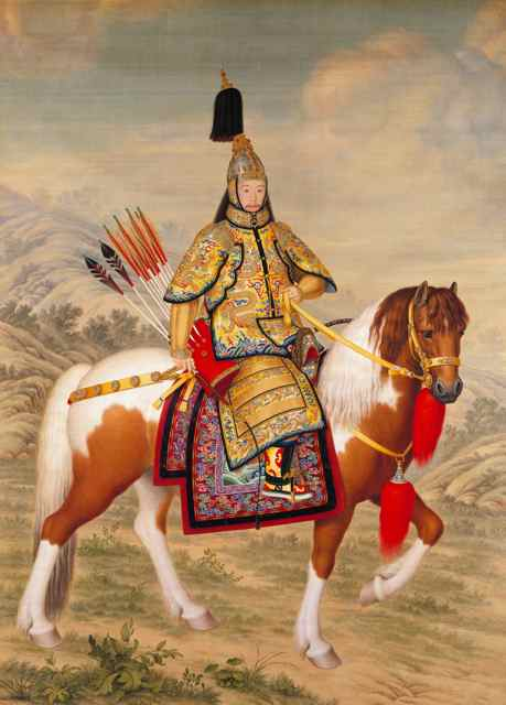 Abb_07_Qianlong_Emperor_in_Ceremonial_Armour