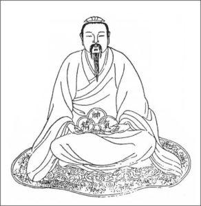 Drei Schätze Jing, Qi und Shen