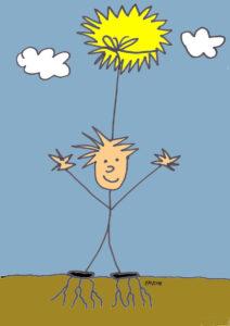 Qigong: Der Himmel - das Aufrichten!