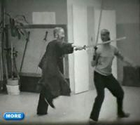 Cheng Man Ching Schwertfechten
