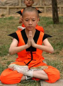 Chinesische Kampfkunst und Qigong-Meditation