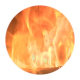 5 Elemente Lehre: Element Feuer, chin. HUO