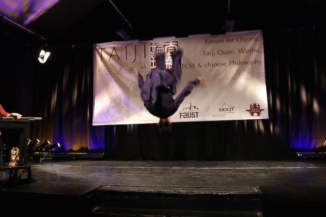 Flying Wushu Taiji Forum 2017
