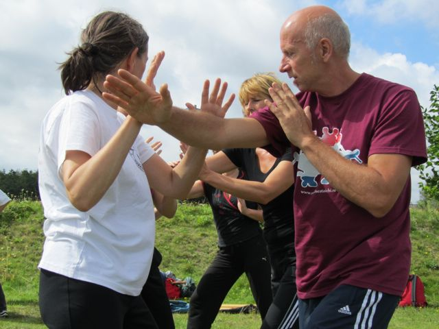 North Sea Tai Chi Festival Amsterdam