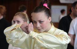 Tai Chi ist auch ein Wushu-Stil