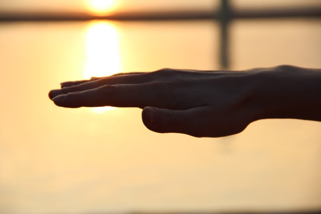 Qigong Hand