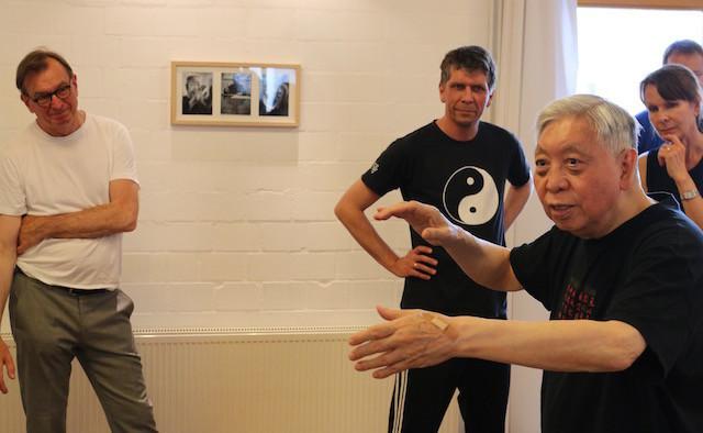 Workshop_William C. C. Chen