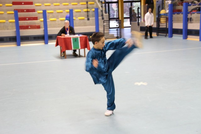 6th T.C.F.E. European Championships 2012 in Italien