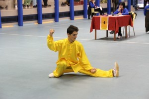 Taijiquan Turniere, Form