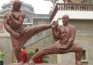 Innere Kampfkünste – Äußere Kampfkünste