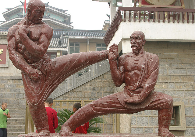 Innere und äußere Kampfkünste