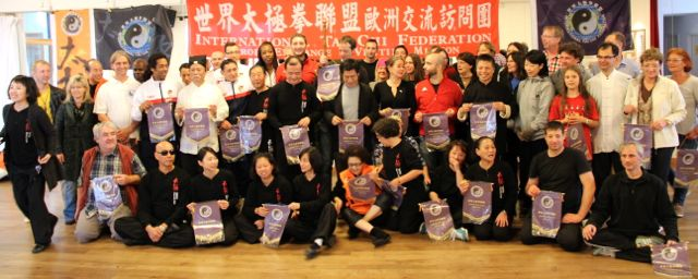 International Tai Chi Federation in Hannover
