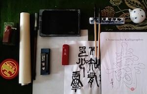 Kalligraphie-Set