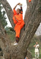 Kind Shaolin Kloster