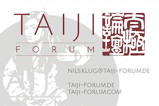 Kontakt-Taiji-Forum