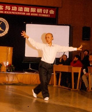 Prof. Jiao Guorui, Bejing