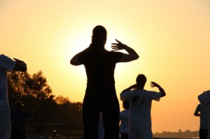 """Fang song"" und ""Entspannung"" in Tai Chi and Qigong"