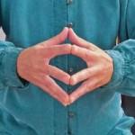 Qigong-Fingerübung