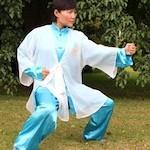 Qigong- Übungen zum Aufwärmen vor dem Tai Chi Training zuhause
