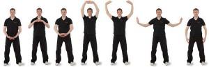 Qigong-Übungen Überblick