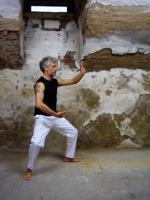 Eine Basisübung im Qi Gong