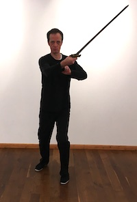 Schwertform und Fechten nach Cheng Man Ching mit Nils Klug