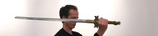 Der Weg des Schwertes: Workshopangebot für praxisorientierte Übende