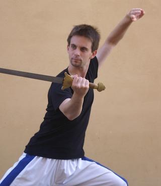 Innere Arbeit mit dem Schwert