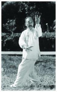 Wushu-Meister Sha Guozheng 沙国政