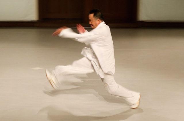 Sha Wushu Werkschau Tai Chi Schule Goettingen