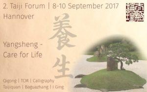Preise Taiji Forum 2017