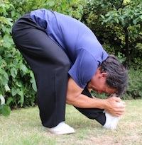 Qigong Dehn-Übung