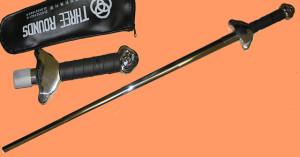 Tai Chi Teleskop-Übungs-Schwert