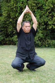 Taiji Meister Lau Kung King