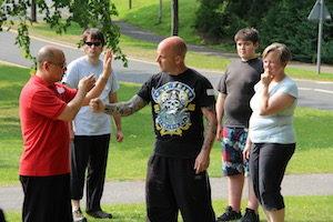 Motivieren Tai Chi und Qigong zu lernen