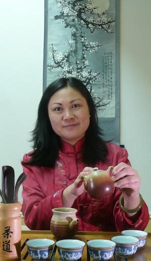 Yi-Chun Hwang (Berlin, Deutschland) - Tee