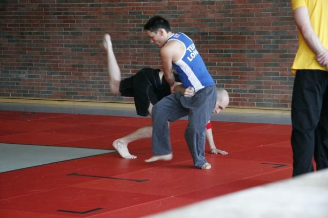 Tui Shou Wettkämpfe der GTO