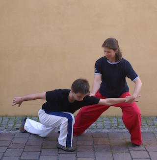 Lebenskunst – Kampfkunst_A_Fischwenger