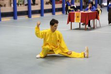 Tai Chi Turnier für Neulinge