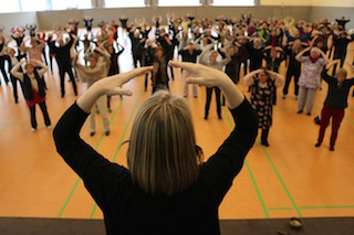 World Tai Chi & Qigong Day