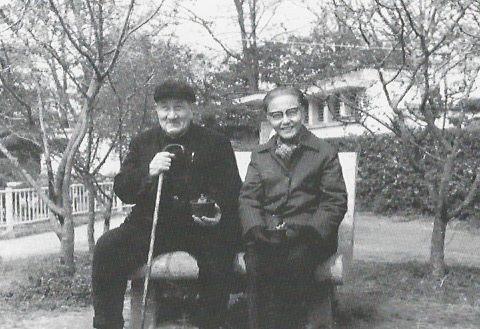 Wu Yinghua und Ma Yueliang