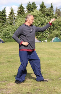 Xingyiquan_demonstration