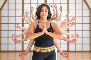 Yoga ist mehr als eine körperliche Übung