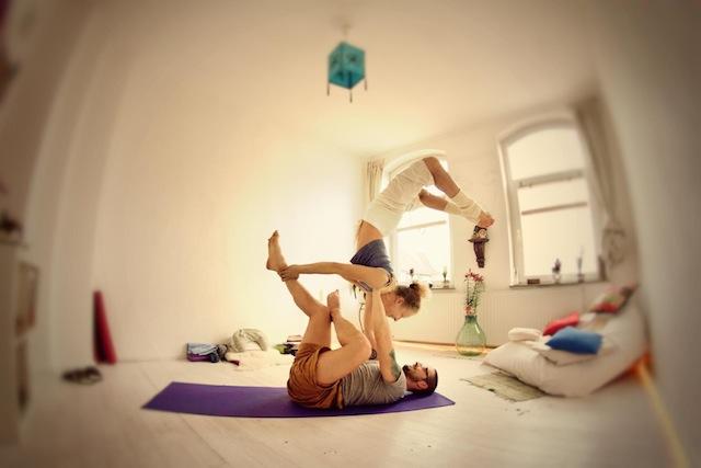 Yoga - ein sehr umfassendes Übungssystem