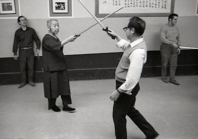 Zentrum Tai Chi Schwert